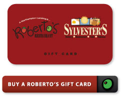 Roberto's Gift Cards